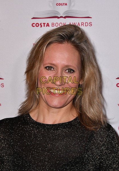 Sophie Raworth<br /> Costa Book Of The Year Award 2016, at Quaglino&rsquo;s, London, England on January 31, 2017.<br /> CAP/JOR<br /> &copy;JOR/Capital Pictures