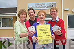 Woman 2000 in Killorglin are holding a Monster Whist Drive this week to raise funds for Killorglin Family Resource Centre .L-R Barbara Brennan, Margaret O'Sulllivan, Maura O'Leary and Esther Leahy