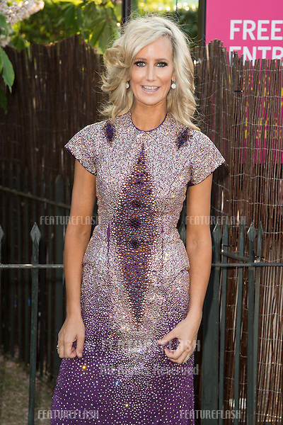 Lady Victoria Hervey at The Serpentine Gallery Summer Party 2015 at The Serpentine Gallery, London.<br /> July 2, 2015  London, UK<br /> Picture: Steve Vas / Featureflash