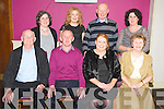 Derry O'Leary, Inch, Kilcummin and Helen Mannix, Muckross Road, Killarney pictured with Jerry O'Leary, Christina Mannix, Catherine Murray, Norita Cullinane, John Mannix and Siobhan Collins, as they celebrated their engagement in Corkerys Bar, Killarney on Saturday night...................................