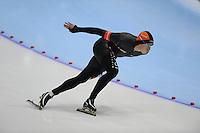 SCHAATSEN: HEERENVEEN: Thialf, KPN NK sprint, 29-12-11, Stefan Groothuis, ©foto: Martin de Jong