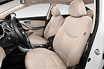 Front seat view of 2016 Hyundai Elantra Value Edition 4 Door Sedan Front Seat car photos