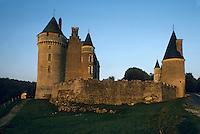Europe/France/Centre/Indre-et-Loire/Céré-la-Ronde : Le Château de Montpoupon