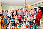 Egan Family Reunion: The Egan family from Causway having a family reunion at Pat & Hilda Doody's house, Kilflynn on Saturday night last.