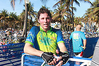 James Marsden at the 5th Annual Nautica South Beach Triathlon to benefit the St. Jude Children.s Research Hospital. Miami Beach, Florida. April 1, 2012. © Majo Grossi/MediaPunch Inc.