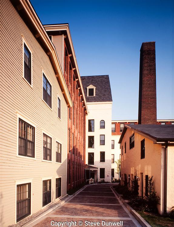 Mill complex, Georgiaville, RI, ROV-364 b