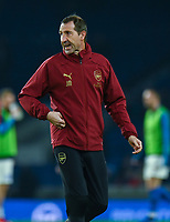 Arsenal's Strength and Conditioning Coach Julen Masach<br /> <br /> Photographer David Horton/CameraSport<br /> <br /> The Premier League - Brighton and Hove Albion v Arsenal - Wednesday 26th December 2018 - The Amex Stadium - Brighton<br /> <br /> World Copyright © 2018 CameraSport. All rights reserved. 43 Linden Ave. Countesthorpe. Leicester. England. LE8 5PG - Tel: +44 (0) 116 277 4147 - admin@camerasport.com - www.camerasport.com