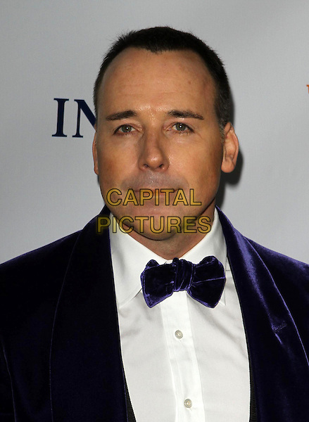 David Furnish.Trevor Live at The Hollywood Palladium in Hollywood, California, USA..December 4th, 2011.headshot portrait black purple velvet jacket tuxedo white shirt.CAP/ADM/KB.©Kevan Brooks/AdMedia/Capital Pictures.