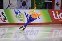 SCHAATSEN: Calgary: Essent ISU World Sprint Speedskating Championships, 28-01-2012, 500m Heren, Hein Otterspeer, ©foto Martin de Jong