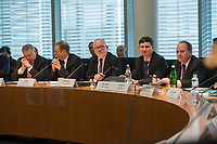 2019/02/14 Politik | Verteidigungs-Untersuchungsausschuss des Bundestag