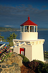 Trinidad Bay Memorial Lighthouse, Trinidad, Humboldt County, CALIFORNIA