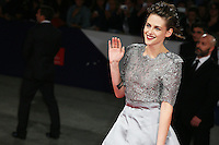 Kristen Stewart attends the red carpet for the premiere of the movie 'Equals' during 72nd Venice Film Festival at Palazzo Del Cinema in Venice, Italy, September 5.<br /> UPDATE IMAGES PRESS/Stephen Richie