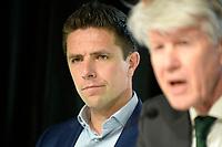 36 KM<br /> GRONINGEN - Voetbal, Presentatie nieuwe directeur Wouter Gudde FC Groningen, 07-02-2019,