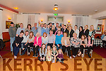 Conie Naughton from Killorglin celebrated his 50th birthday surrounded by friends and family in the Manor Inn, Killorglin last Sunday night.