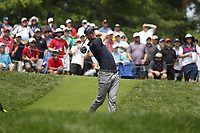 Thomas Pieters (BEL) tees off on the 4th hole during the final round of the 100th PGA Championship at Bellerive Country Club, St. Louis, Missouri, USA. 8/12/2018.<br /> Picture: Golffile.ie   Brian Spurlock<br /> <br /> All photo usage must carry mandatory copyright credit (© Golffile   Brian Spurlock)