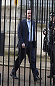 George Osborne leaves Downing Street today 18.3.13.ahead of the budget and press freedom vote.....Pic by Gavin Rodgers/Pixel 8000 Ltd