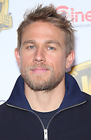 29 March 2017 - Las Vegas, NV - Charlie Hunnam. 2017 Warner Brothers The Big Picture Presentation at CinemaCon at Caesar's Palace.  Photo Credit: MJT/AdMedia