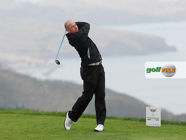 17-05-13 European Tour 2013,  Madeira Islands Open, Clube de Golf do Santo da Serra, Madeira, Portugal.  16-19 May. Craig  Lee of Scotland during the second round. Picture: Ramiro de Jesus/www.golffile.ie
