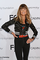 Shoe designer Ruthie Davis arrives at the Future of Fashion 2017 runway show at the Fashion Institute of Technology on May 8, 2017.