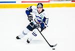 Stockholm 2014-10-02 Ishockey Hockeyallsvenskan AIK - BIK Karlskoga :  <br /> BIK Karlskogas Jesper Olofsson i aktion <br /> (Foto: Kenta J&ouml;nsson) Nyckelord:  AIK Gnaget Hockeyallsvenskan Allsvenskan Hovet Johanneshovs Isstadion Bofors BIK Karlskoga portr&auml;tt portrait
