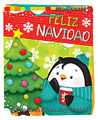 Dreams, CHRISTMAS ANIMALS, WEIHNACHTEN TIERE, NAVIDAD ANIMALES, paintings+++++,MEDAGBX45/1,#XA#