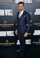 Wass Stevens at the premiere of &quot;John Wick Chapter Two&quot; at the Arclight Theatre, Hollywood. <br /> Los Angeles, USA 30th January  2017<br /> Picture: Paul Smith/Featureflash/SilverHub 0208 004 5359 sales@silverhubmedia.com