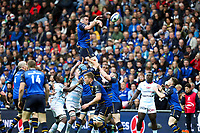 James Ryan of Leinster during the European Champions Cup Final match between Leinster and Racing 92 at San Mames Stadium on May 12, 2018 in Bilbao, Spain. (Photo by Manuel Blondeau/Icon Sport)