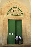 Israel, Jerusalem, Al Aqsa Mosque at Haram esh Sharif