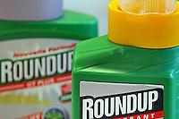 Roundup, el producto principal de Monsanto. FE