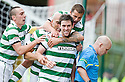 29/08/2010   Copyright  Pic : James Stewart.sct_jsp011_motherwell_v_celtic  .::  DARYL MURPHY IS CONGRATULATED AFTER HE SCORES FROM THE SPOT ::.James Stewart Photography 19 Carronlea Drive, Falkirk. FK2 8DN      Vat Reg No. 607 6932 25.Telephone      : +44 (0)1324 570291 .Mobile              : +44 (0)7721 416997.E-mail  :  jim@jspa.co.uk.If you require further information then contact Jim Stewart on any of the numbers above.........