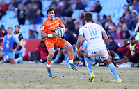 Gonzalo Bertanou of the Jaguares during the Super Rugby match between the Vodacom Bulls and the Jaguares at Loftus Versfeld in Pretoria, South Africa on Saturday, 7 July 2018. Photo: Steve Haag / stevehaagsports.com
