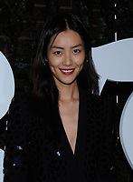 NEW YORK, NY - SEPTEMBER 09: Liu Wen arrives at the #BoF500 gala dinner during New York Fashion Week Spring/Summer 2018 at Public Hotel on September 9, 2017 in New York City. <br /> CAP/MPI/JP<br /> &copy;JP/MPI/Capital Pictures
