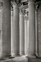 National Archives Washington DC Architecture