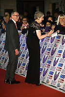 Prime Minister Theresa May<br /> The Pride Of Britain Awards at Grosvenor House, on October 30, 2017 in London, England. <br /> CAP/PL<br /> &copy;Phil Loftus/Capital Pictures /MediaPunch ***NORTH AND SOUTH AMERICAS ONLY***