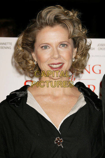 "ANNETTE BENING .""Running with Scissors"" World Premiere held at the Academy of Motion Pictures Arts and Sciences, Beverly Hills, California, USA..October 10th, 2006.Ref: ADM/RE.headshot portrait.www.capitalpictures.com.sales@capitalpictures.com.©Russ Elliot/AdMedia/Capital Pictures."