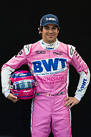 12th March 2020; Melbourne Grand Prix Circuit, Melbourne, Victoria, Australia; Formula One, Australian Grand Prix, Practice Day; BWT Racing Point driver Lance Stroll