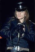 Guns N' Roses - Performing live at The LImelight in New York USA - Jan 31, 1988.  Photo credit: Eddie Malluk/Atlasicons.com