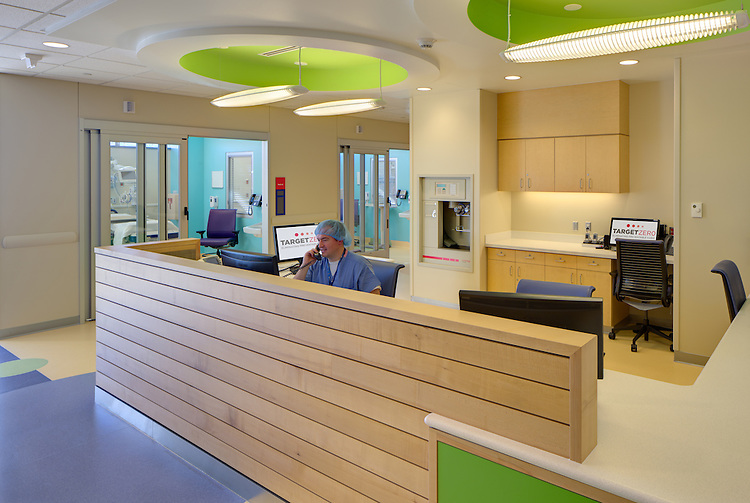 Children's Hospital Colorado South Campus   FKP Architects