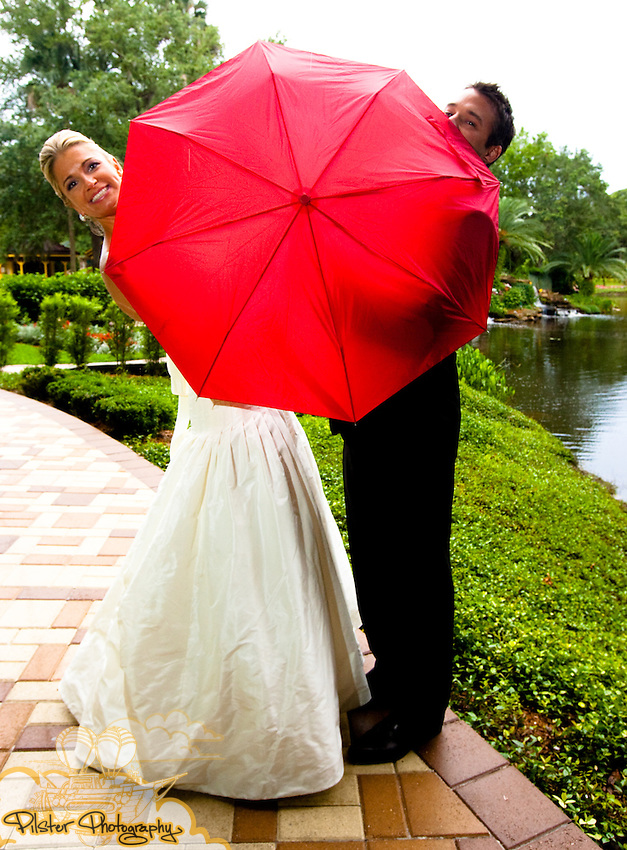 Bryan Beverly and Sara Kallus during their wedding on Saturday, June 6, 2009, in Ponte Vedra Beach, FL. The wedding was at Our Lady Star of the Sea catholic church and the reception was at the Sawgrass Marriott Golf Resort & Spa. (Chad Pilster, http://www.PilsterPhotography.net)