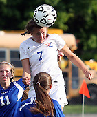 Madison Heights Lamphere at Livonia Ladywood, Varsity Soccer, 6/3/15