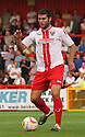 Dani Lopez of Stevenage<br />  Stevenage v Leeds United - Pre-season friendly - Lamex Stadium, Stevenage - 23rd July, 2013<br />  © Kevin Coleman 2013