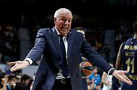 2918.93.92 EuroLeague Real Madrid Baloncesto VS Fenerbache B