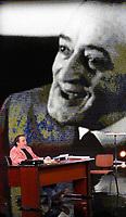 Rai &quot;il nostro ToT&ograve; &quot; spettacolo per i cinquanta anni dalla morte del principe Antonio de Curtis<br /> nella foto<br /> Nino Frassica