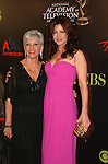 Won = Julie Pinson and mom Elissa - Red Carpet - 37th Annual Daytime Emmy Awards on June 27, 2010 at Las Vegas Hilton, Las Vegas, Nevada, USA. (Photo by Sue Coflin/Max Photos)