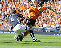 11/04/2010   Copyright  Pic : James Stewart.sct_jsp07_raith_v_dundee_utd  .::  CRAIG CONWAY IS CHALLENGED BY GRANT MURRAY ::  .James Stewart Photography 19 Carronlea Drive, Falkirk. FK2 8DN      Vat Reg No. 607 6932 25.Telephone      : +44 (0)1324 570291 .Mobile              : +44 (0)7721 416997.E-mail  :  jim@jspa.co.uk.If you require further information then contact Jim Stewart on any of the numbers above.........