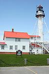 Whitefish Point Lighthouse Lake Superior Michigan 1849 History Location Travel