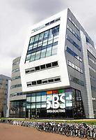 Nederland Amsterdam  2016 04 12. Kantoor van SBS Broadcasting bij Rietlandpark. Foto Berlinda van Dam / Hollandse Hoogte