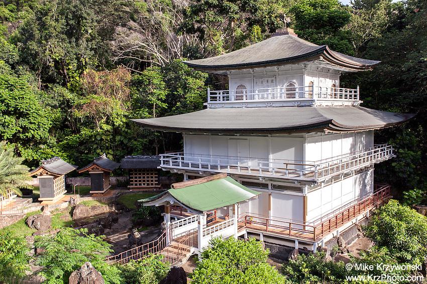 Kinkaku-ji Temple, Kyoto Gardens of Honolulu Memorial Park