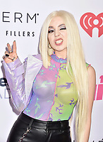 CARSON, CA - JUNE 01: Ava Max attends 2019 iHeartRadio Wango Tango at The Dignity Health Sports Park on June 01, 2019 in Carson, California.<br /> CAP/ROT/TM<br /> ©TM/ROT/Capital Pictures
