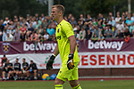 29.07.2017, Fritz Detmar Stadion, Lohne, GER, FSP SV Werder Bremen (GER) vs WestHam United (ENG), <br /> <br /> im Bild<br /> <br /> Joe Hart (WestHam #01)<br /> Einzelaktion, Halbkörper / Halbkoerper,<br /> Gestik, Mimik,<br /> Foto © nordphoto / Kokenge